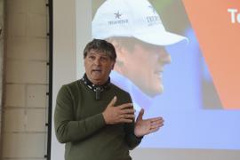 Toni Nadal: «Mejorar el saque fue una dificultad extra para Rafa»