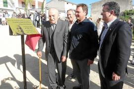 El abuelo de la Coca-Cola será el protagonista de la nueva plaza de los centenarios en Vilafranca