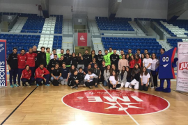 Jóvenes periodistas analizan al Palma Futsal
