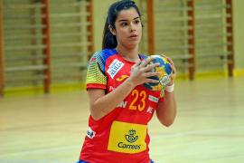 Ana González se estrena con la 'roja'