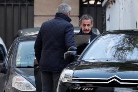 Sarkozy imputado por financiar con dinero libio su campaña de 2007