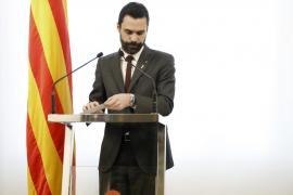 Torrent convoca para este jueves el pleno para investir a Jordi Turull