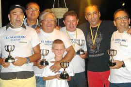 Cena y entrega de los trofeos Estiu 2011