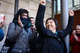 La concejal de la CUP de Reus queda libre tras negarse a declarar