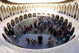 Puertas abiertas en el Castillo de Bellver para Semana Santa