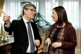 El ministro se compromete a traer las renovables a Baleares «a toda velocidad»