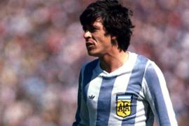 Fallece René 'el Loco' Houseman, campeón del mundo con Argentina en 1978