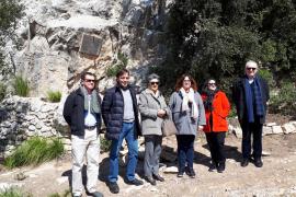 El Consell inicia el plan de adecuación de la Cova del beat Ramon Llull en Randa