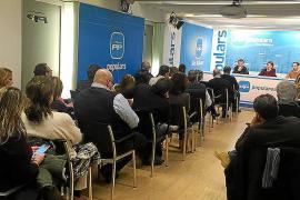 Afines a Bauzá advierten que boicotearán a Isern si es el candidato del PP a Cort
