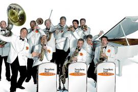 Un viaje a la era dorada del swing, con The Pasadena Roof Orchestra en el Auditórium de Palma