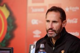 Vicente Moreno: «Estamos con ganas de que llegue ya el domingo»
