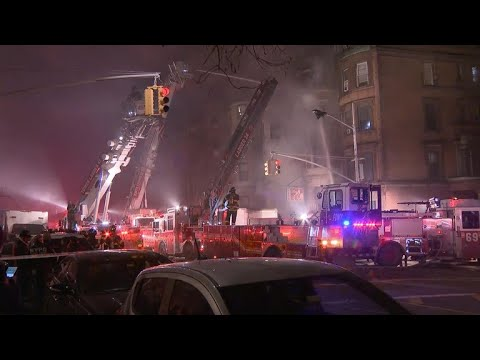 Muere un bombero en Nueva York durante un incendio en un rodaje de Edward Norton