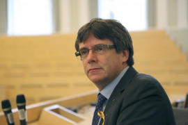 Puigdemont: «El Estado debe saber que los catalanes no nos dejaremos someter»