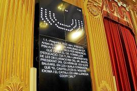 Bauzá se sincera y dice que el Govern no puede crear empleo pero sí «generar confianza»