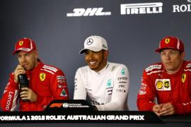 Pole para Hamilton en Australia, Sainz saldrá noveno y Alonso décimo