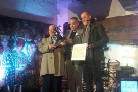 Homenaje a Guillem Timoner en su 92 cumpleaños