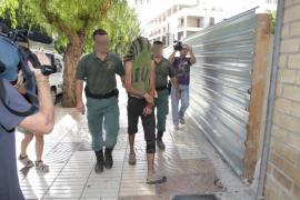 La juez deja en libertad con cargos al detenido por el incendio en Ibiza