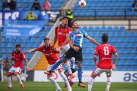 Un gol de penalti en el último minuto le da un punto al Mallorca en Alicante