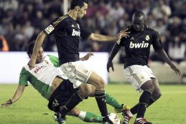 El Madrid de Mourinho no da con la tecla (0-0)