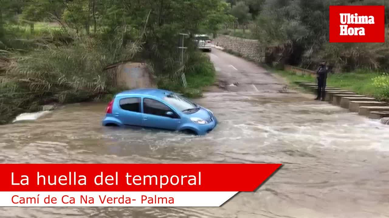Vendaval de incidentes en Mallorca