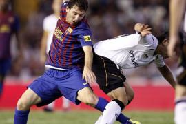 La reacción del Barça frenó el ímpetu local (2-2)