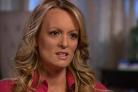 La actriz porno vinculada a Trump dice que mantuvo su silencio por miedo a morir