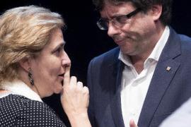 Mofas en la red por un tuit de Pilar Rahola sobre Carles Puigdemont