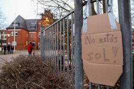 Puigdemont, tras ser arrestado: «Ahora no tiene que haber violencia»