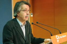 Ciudadanos critica que una consellera del Govern acudiera a la manifestación a favor de Valtonyc