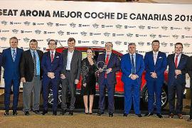 El SEAT Arona consigue el premio 'Mejor Coche de Canarias 2018'