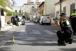 El detenido por el atropello de una niña en Palma dio positivo en la prueba de alcoholemia