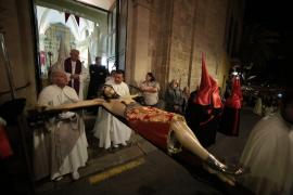 Fervor y buen tiempo en las procesiones del Lunes Santo