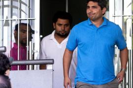 Libertad con cargos para Juan José Cortés