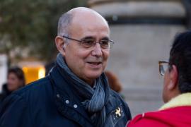 Concentración en Ibiza por la liberación de los políticos catalanes encarcelados