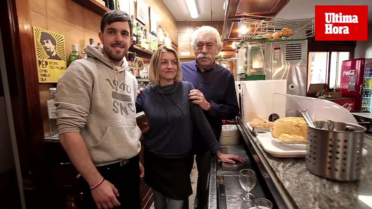 Pedro Brotons, antiguo trabajador de Can Martí: «Había clientes que estaban más en el bar que en casa para ver la tele»