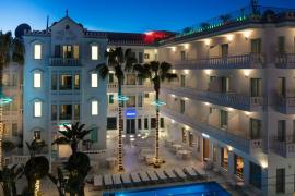 Messi compra el hotel Es Vivé en Ibiza