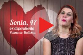 Sonia, en 'First Dates': «Los mallorquines son antipáticos, arrogantes, celosos, posesivos y no valen para nada»