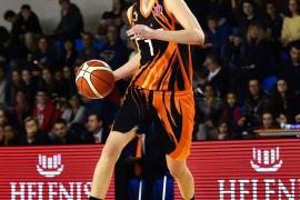 Alba Torrens renueva con el Ekaterimburgo hasta 2020