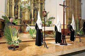 Multitudinario y silencioso Vía Crucis en Inca predicado por el obispo Taltavull