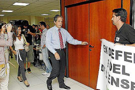 100 días del nuevo Govern: Los recortes marcan el inicio de la 'etapa Bauzá'