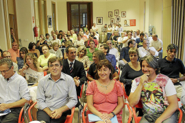 El PSIB acusa a Bauzá de crear un «estado de alarma» para justificar recortes sociales