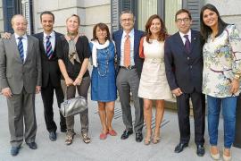Fin de legislatura de los diputados de Balears en el Congreso