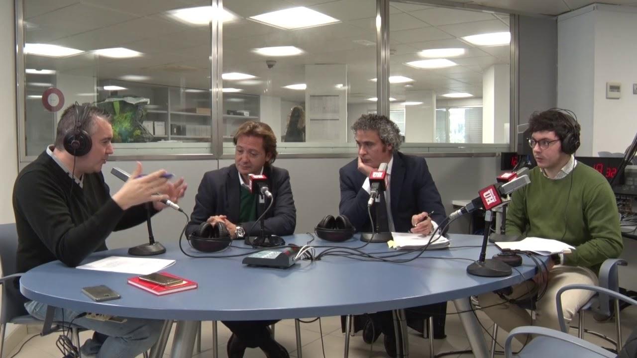 Jorge Campos: «No pienso perdonar nunca al rapero Valtonyc, en la cárcel tendrá tiempo para reflexionar»