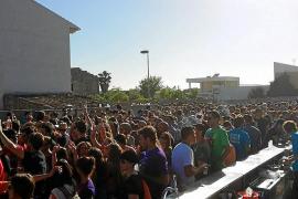 La policía de Muro 'catará' los cubatas en el botellón del Pancaritat de Sant Vicenç