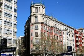 Capital alemán compra en Palma edificios por más de cien millones