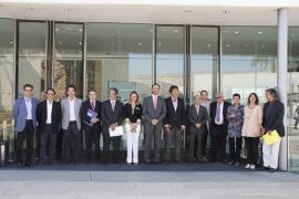 José Ramón Bauzá preside el nuevo patronato de la Fundació Es Baluard