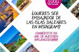 La ATB busca 'influencers' en Instagram para promocionar las Islas Baleares
