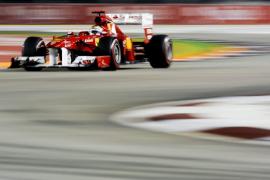 Alonso: «El podio es factible»