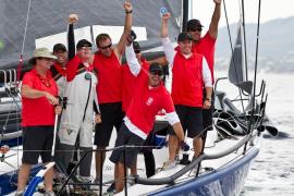 El 'Goombay Smash', campeón del mundo en Palma