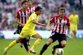 El Athletic no soluciona sus problemas y el Villarreal alivia los suyos